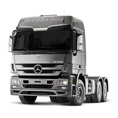 Actros - MP3